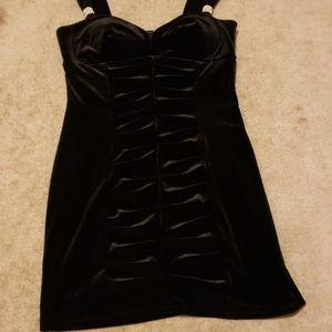 Love Tease Dresses - 🆕️❄Velvet Bodycon Party Dress